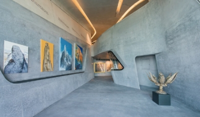 洞穴博物館-Messner Mountain Museum Corones